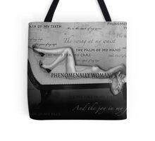 Phenomenally Woman Tote Bag