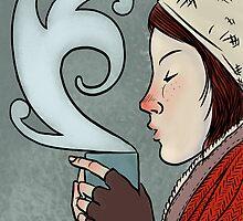 Frozen by Alice Carroll