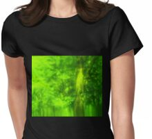 Green Wood Serie n°2 Womens Fitted T-Shirt