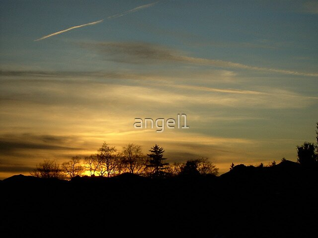 Morning has broken  by ©The Creative  Minds