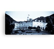 the shining Canvas Print