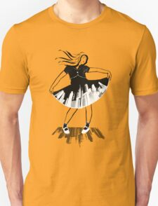 fanciful in the city Unisex T-Shirt