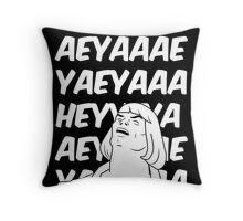 He-Man Sings! (black) Throw Pillow