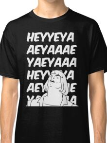 He-Man Sings! (black) Classic T-Shirt