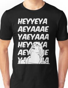 He-Man Sings! (black) Unisex T-Shirt