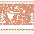 Reindeer by Alice in Underland