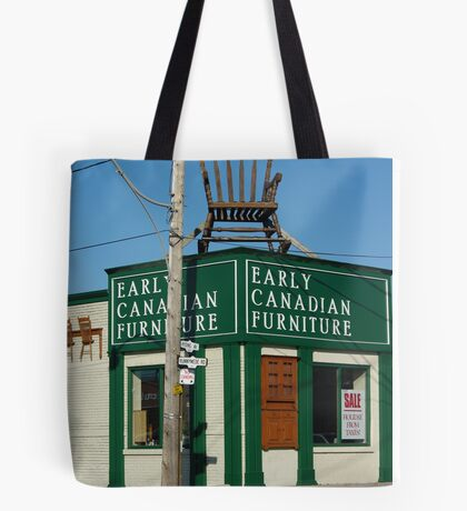 A Rocker, on a High...  A Mick Jagger Throne..... Tote Bag