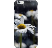 Summer Showers Haiku iPhone Case/Skin