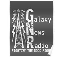 Galaxy News Radio Poster