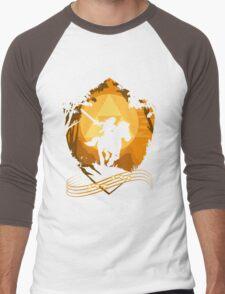 Epona's Song Men's Baseball ¾ T-Shirt