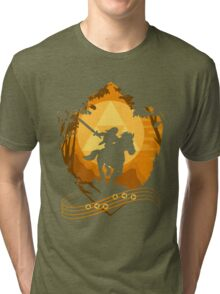 Epona's Song Tri-blend T-Shirt