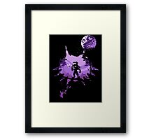 Majora's Return Framed Print