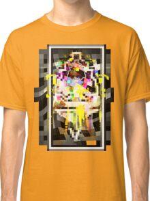 16-Bit Phantom Pixels Classic T-Shirt