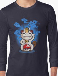 Lucky Meowth Long Sleeve T-Shirt