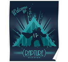 Welcome to Rapture Poster
