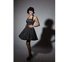 Samantha Classic Doll Photographic Print