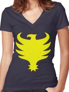 Nighthawk Women's Fitted V-Neck T-Shirt