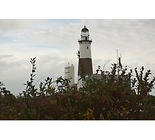 Montauk Point Photographic Print