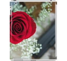 Touch The Rose iPad Case/Skin