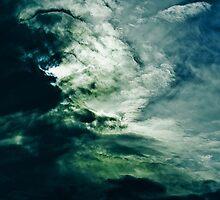Wild Clouds by Peter Benkmann