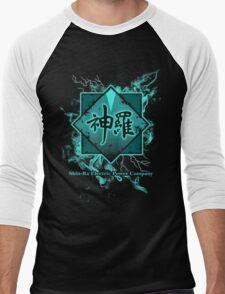 Shin-Ra Mako Men's Baseball ¾ T-Shirt
