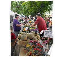 Ogden's Farmer's Market 2009 Poster