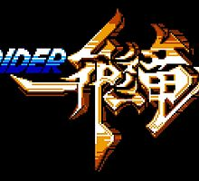 Strider logo by Lupianwolf
