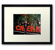 Rock on jimmy boy Framed Print