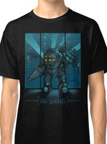 Mr. Bubbles Classic T-Shirt