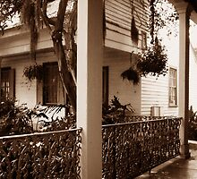 "The Whistle Walk Myrtles Plantation by Tomas ""Twiggy"" Ramirez"