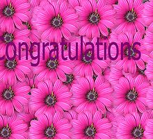 congratulations by whackycat