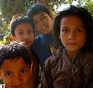 KATHMANDU ORPHANAGE by Betsy  Seeton
