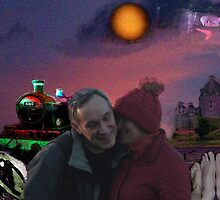 Jim and Kasia  by Kasia B. Turajczyk