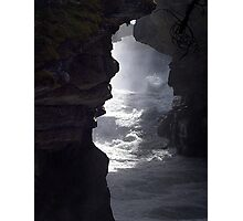 In The Gorge Photographic Print