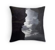 In The Gorge Throw Pillow