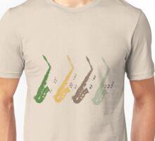 SaxophoneT-Shirt Unisex T-Shirt