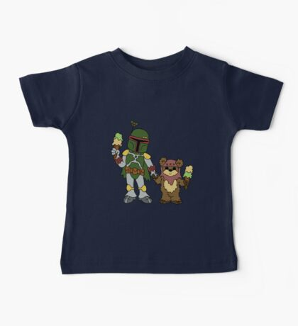 Boba and Wicket - BFFs Baby Tee