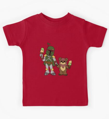 Boba and Wicket - BFFs Kids Tee