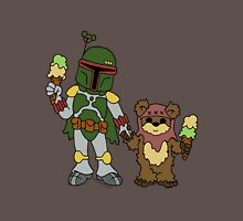 Boba and Wicket - BFFs Unisex T-Shirt