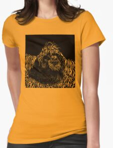 Who's the fairest of them all... Womens Fitted T-Shirt