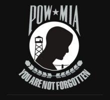 POW-MIA by Walter Colvin