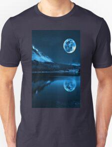 Night. Full Moon T-Shirt