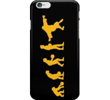 The Big Lebowski evolution yellow iPhone Case/Skin