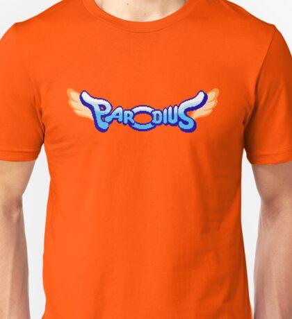 Parodius - Arcade Title Screen Unisex T-Shirt