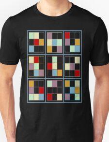 Square Grid T-Shirt T-Shirt