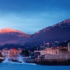 Old Port of Cassis, France by Bruce Alexander