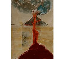 volcanoe Photographic Print