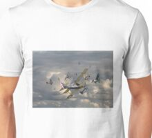 WW1 - 'Wings' Unisex T-Shirt