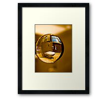 Bed knobs and.....2! Framed Print