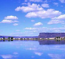 Steamboat Rock by karolina